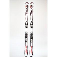 Горные лыжи Head Shape two 163 см