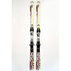 Горные лыжи Fisher RC4 WC RC 165 см