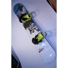 Сноуборд Sims Rues 158 см